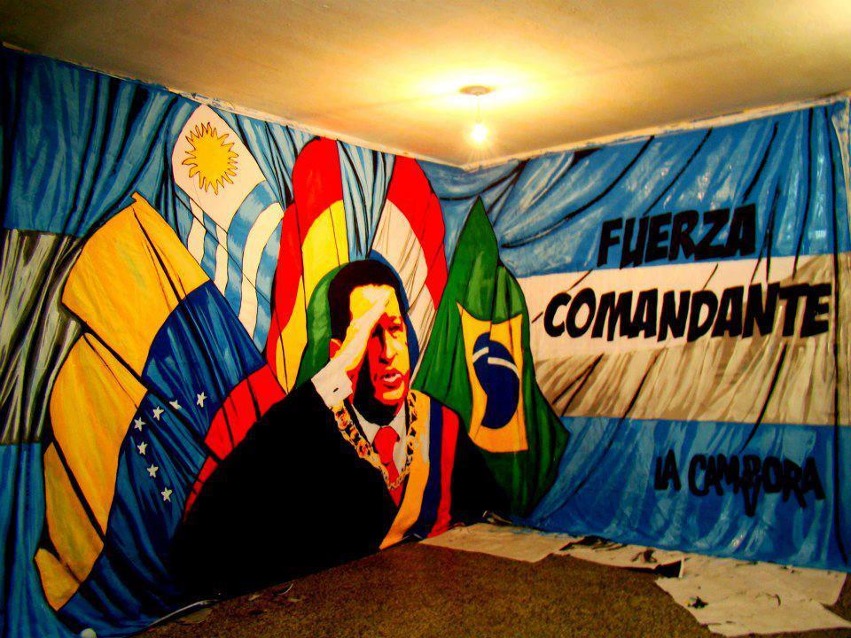 Apoyo a Chávez 14