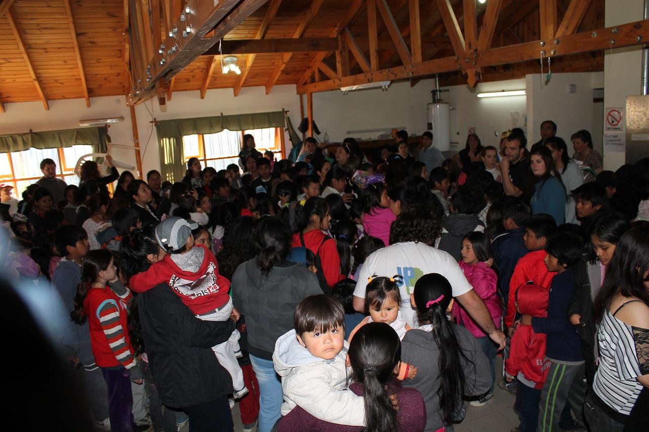 """Tierra del Fuego: Los Reyes Magos en """"el fin del mundo"""""""
