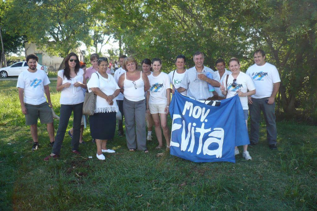 Corrientes: militancia unida, organizada y solidaria