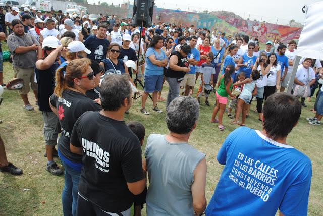 Unidos y Organizados en San Martín