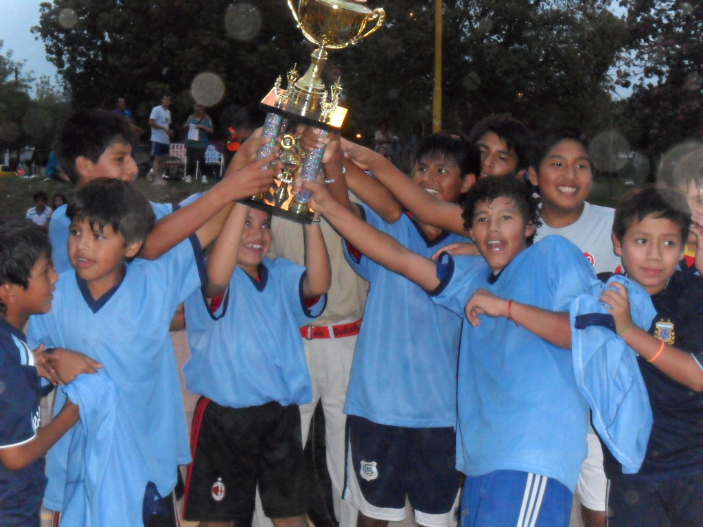 """Jujuy: Torneo de Futbol 6 """"El Héroe Colectivo"""""""
