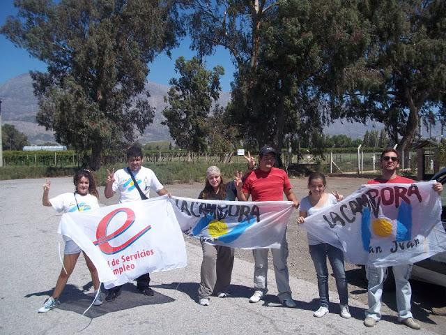 Solidaridad en San Juan