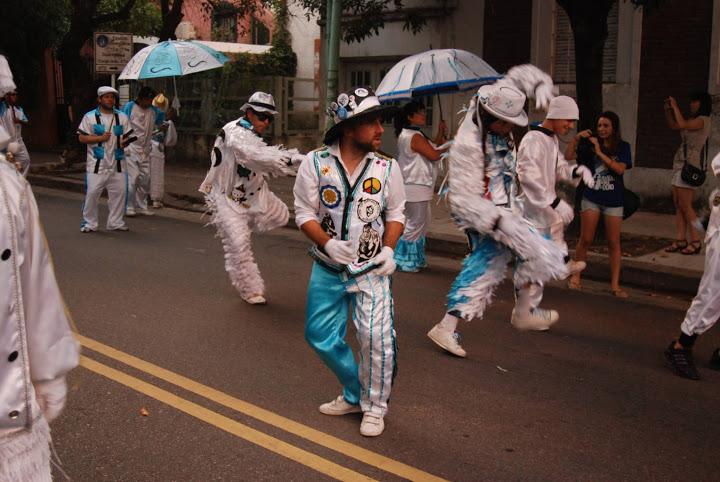 Mística carnavalera en la Ciudad de Buenos Aires