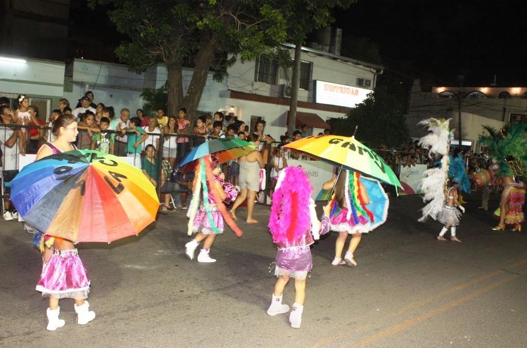 Corrientes de carnaval