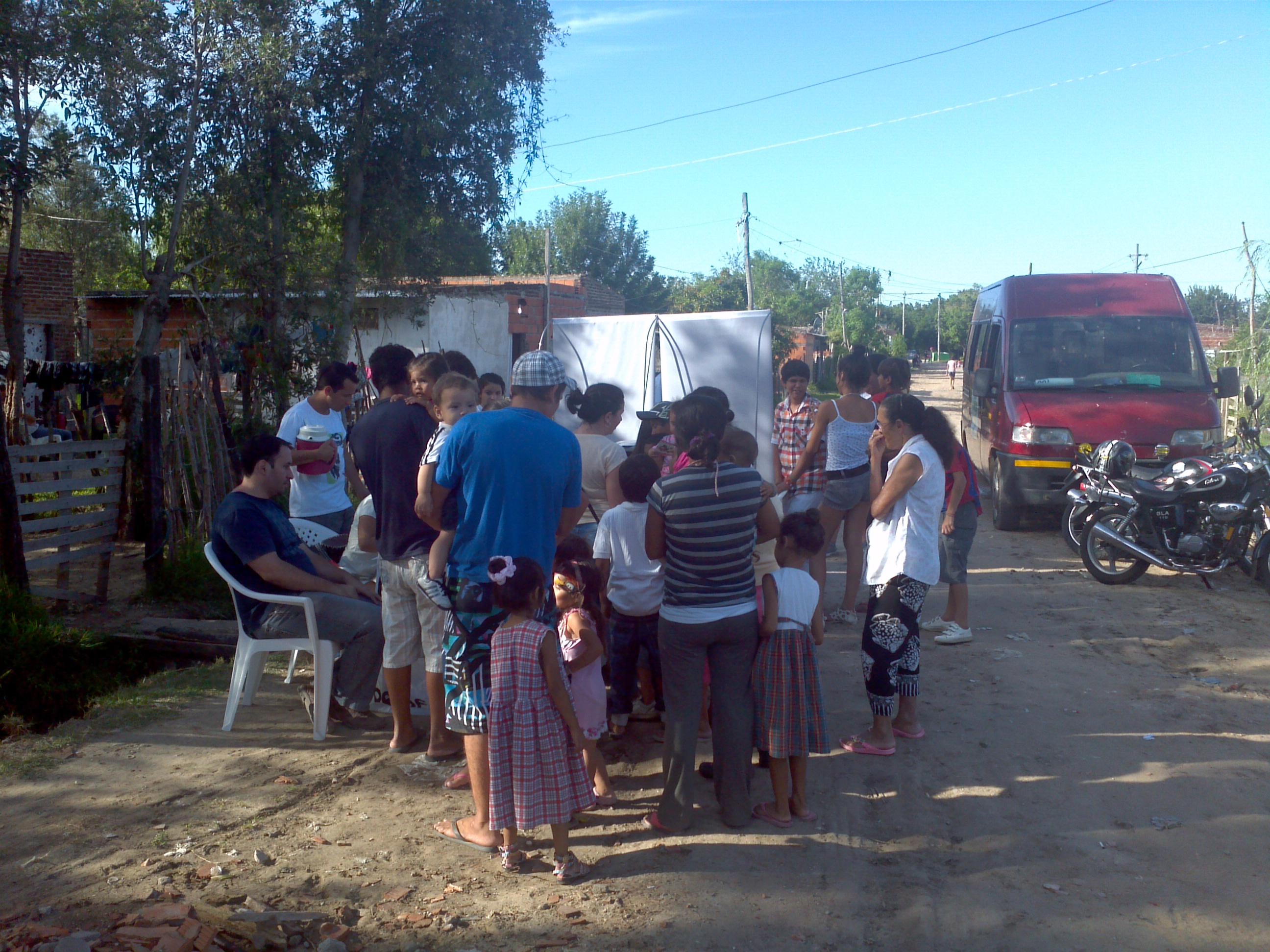 Corrientes: asentamiento, militancia y pelotero