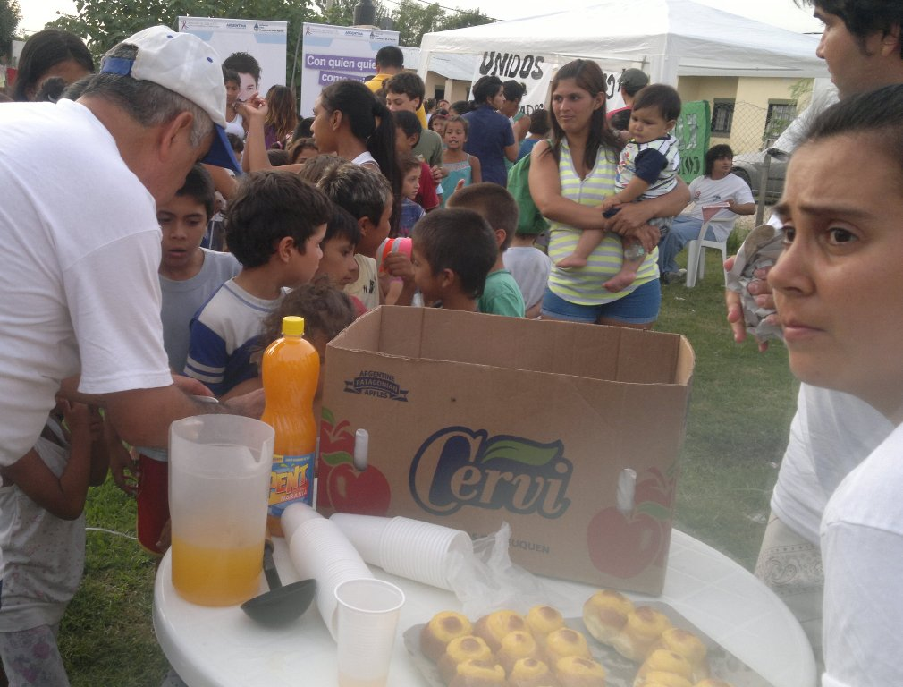 Corrientes: Unidos y Organizados con los vecinos de Loma Linda