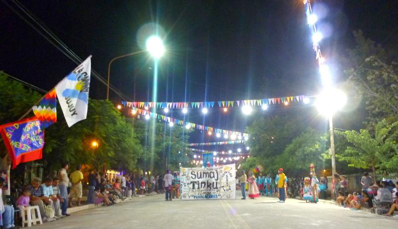 """""""Karnaval"""" y Salud en Jujuy"""