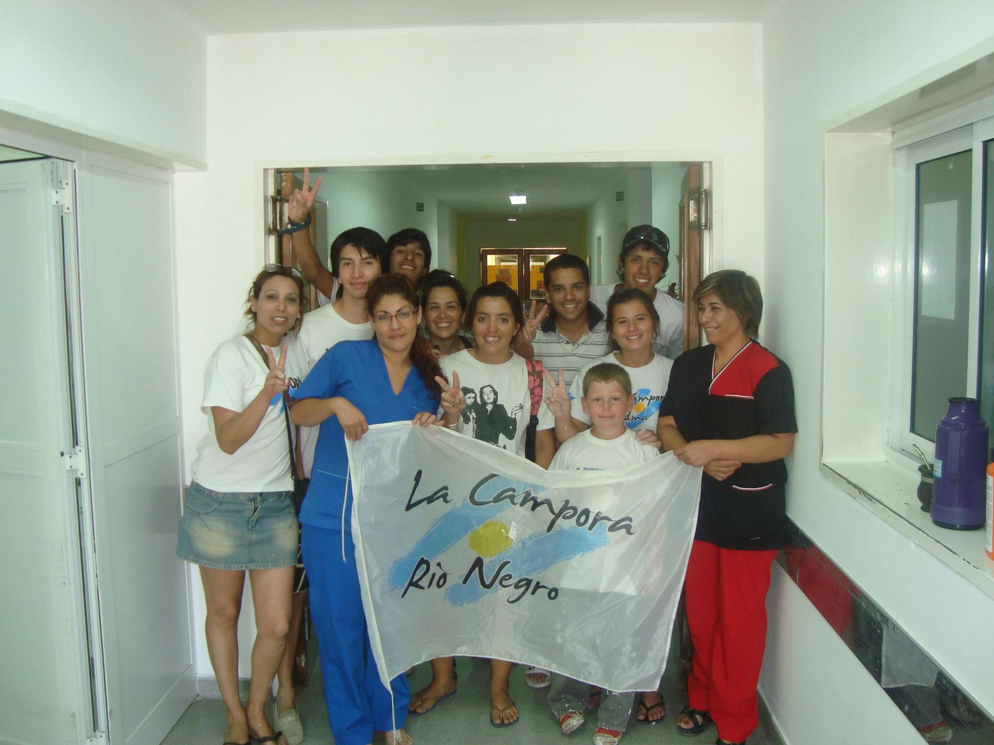 Río Negro: Jornada Solidaria en el Hospital Aníbal Serra