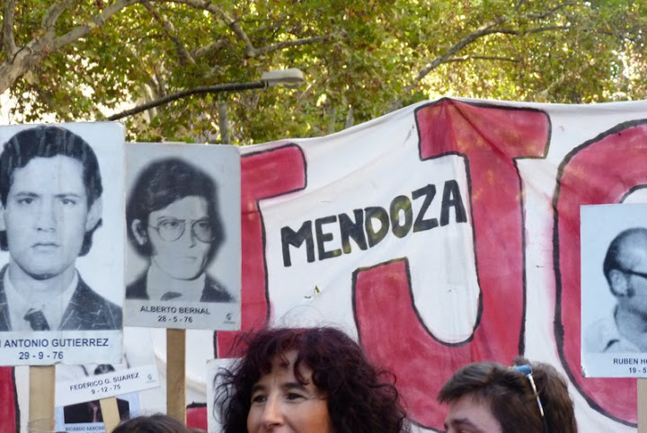 Mendoza: Espacio para la Memoria en un ex CCD