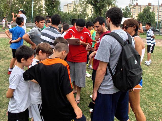 Fútbol Para Todos en el sur de la Ciudad