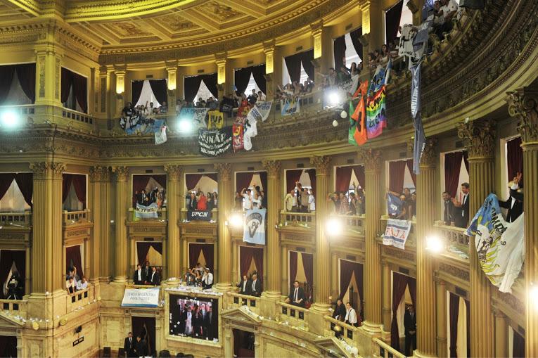 Inauguración del 131º periodo de sesiones ordinarias del Congreso
