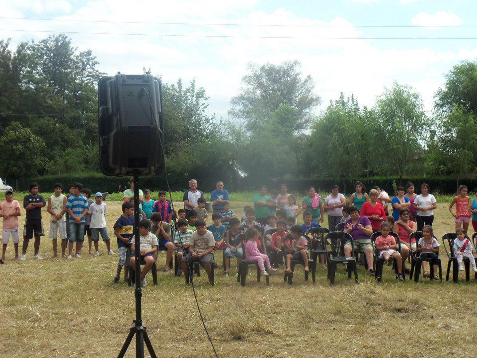 Tucumán recupera un espacio público en el mes de la Memoria