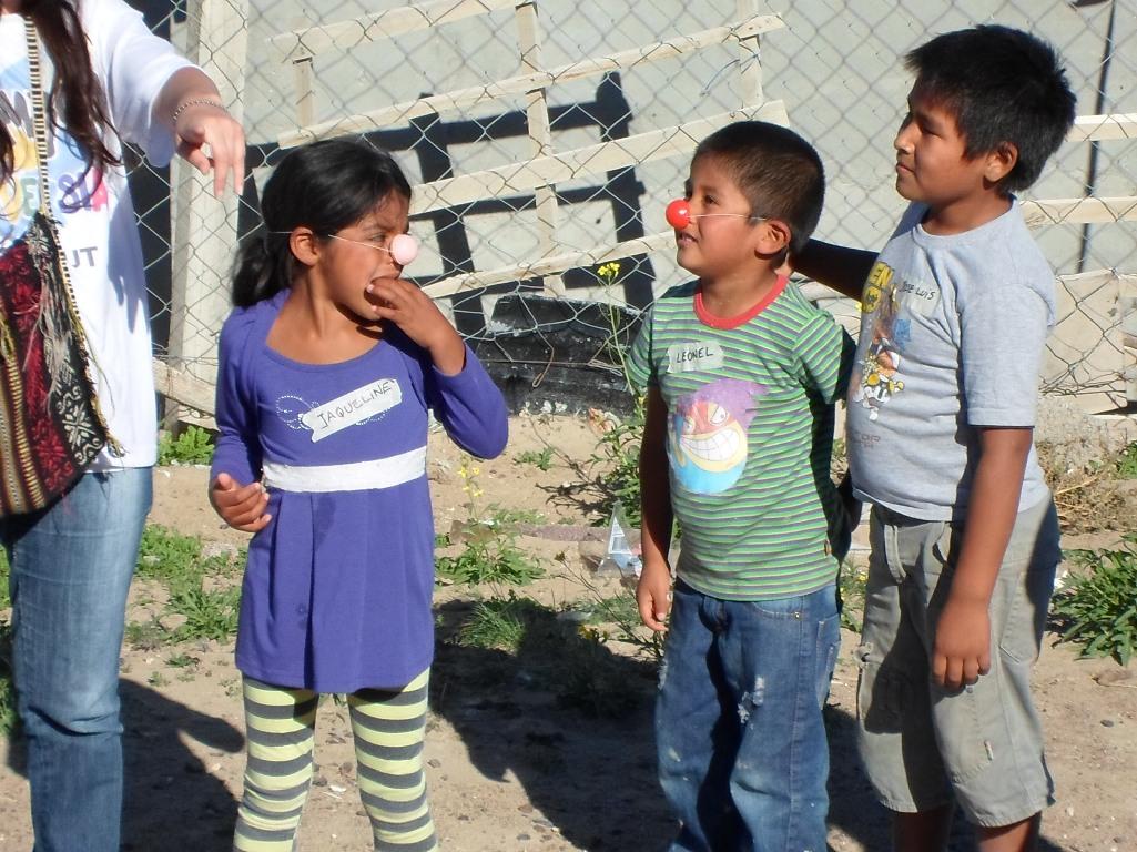 Kermés y alegría en Chubut