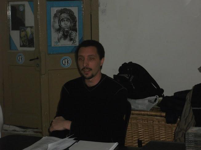 """Charla debate sobre """"Enrique Santos Discépolo: El hombre, el artista"""""""