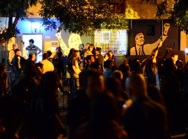 """Inauguración de la Unidad Básica """"Patria Grande"""" en Parque Avellaneda"""