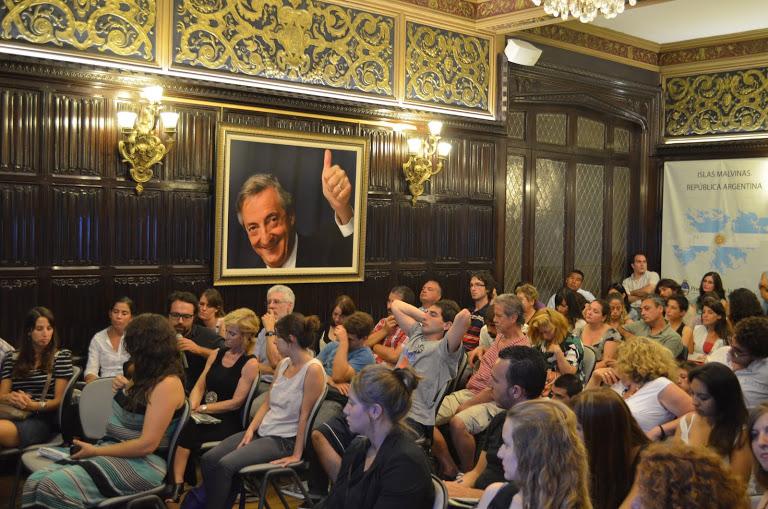 1er Encuentro de Formación en Políticas de Educación