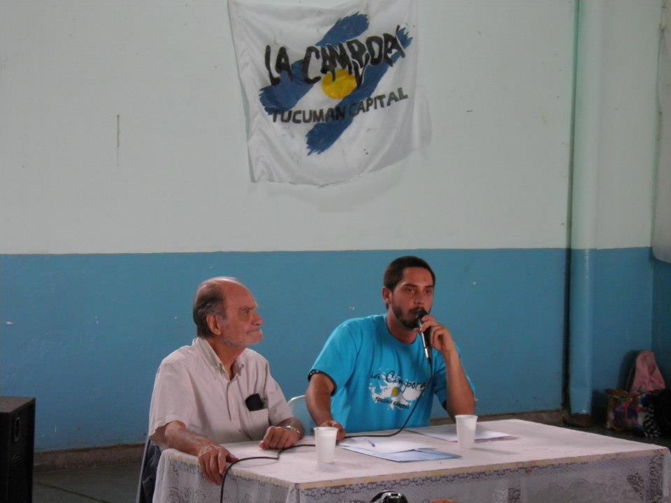Primer Congreso de la Militancia en Tucumán