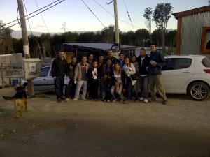 Militando el escondido Ushuaia 2