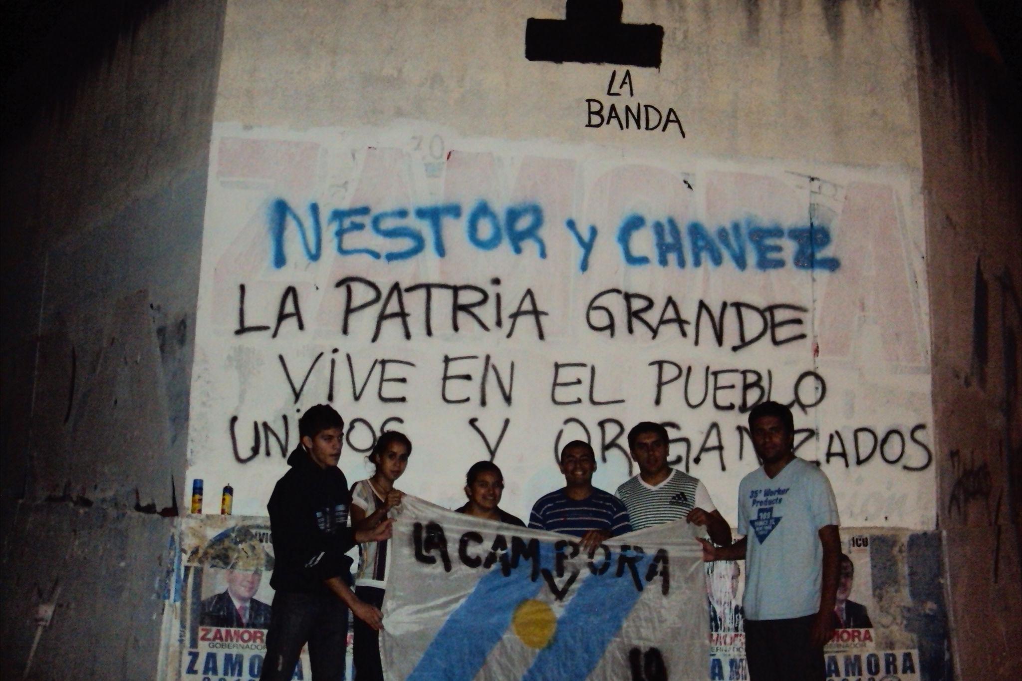 Recordando al comandante en La Banda, Santiago del Estero
