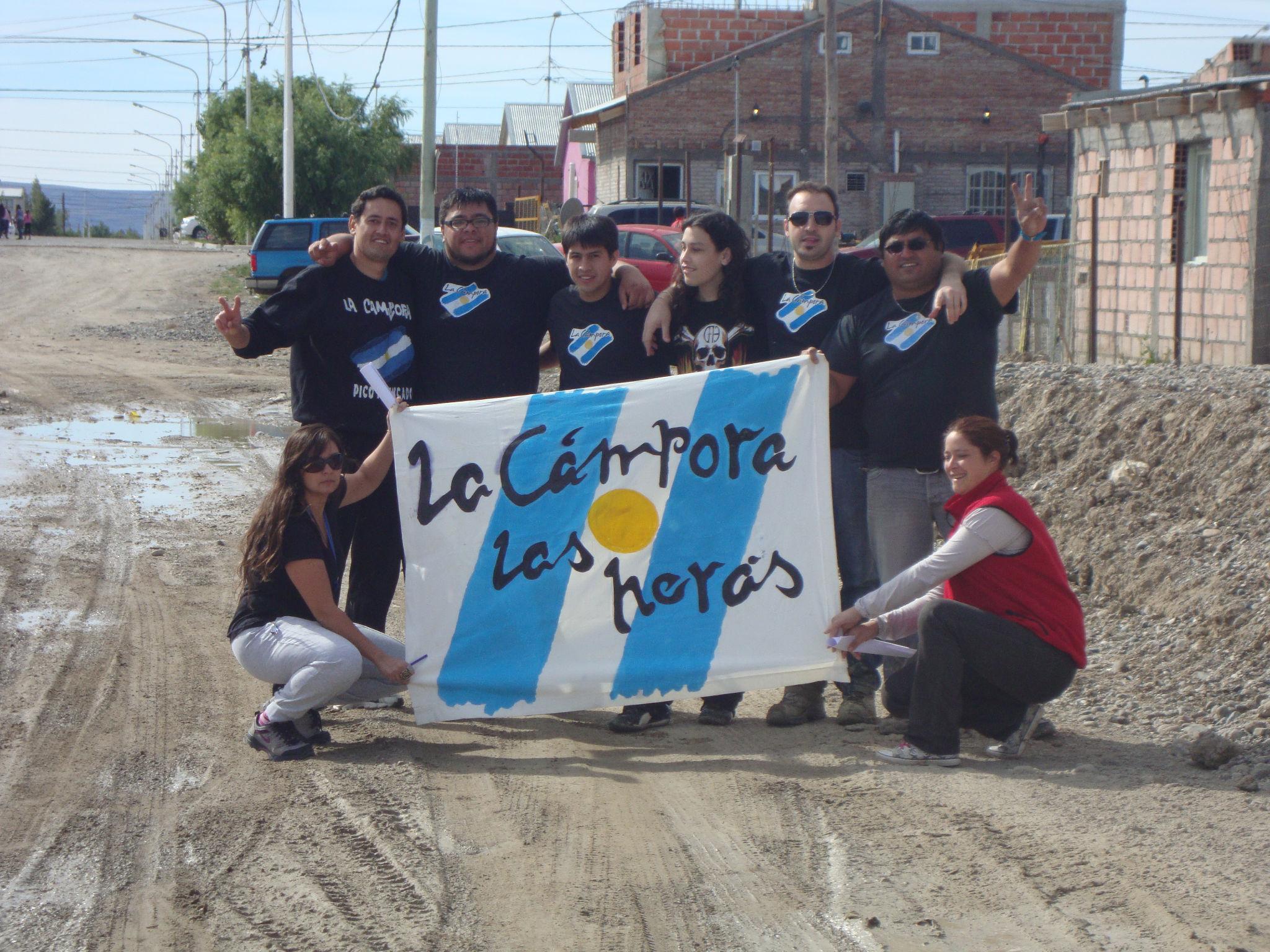 Las Heras (Santa Cruz)