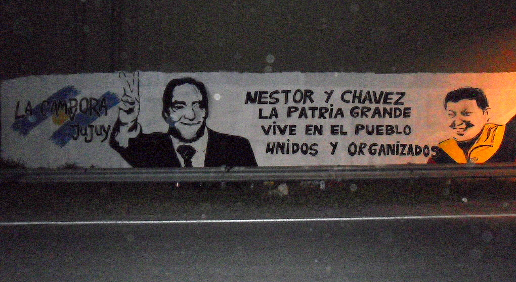 Recordando al comandante en Jujuy