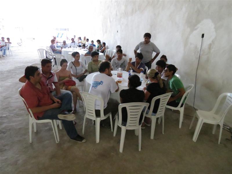 Plenario local en Tucumán