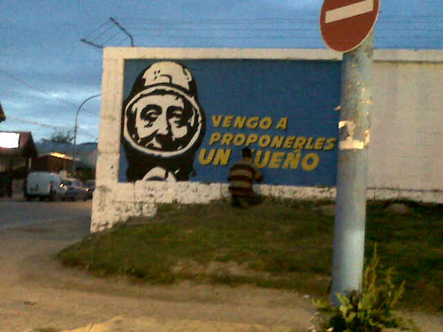 Tierra del Fuego, jornada militante