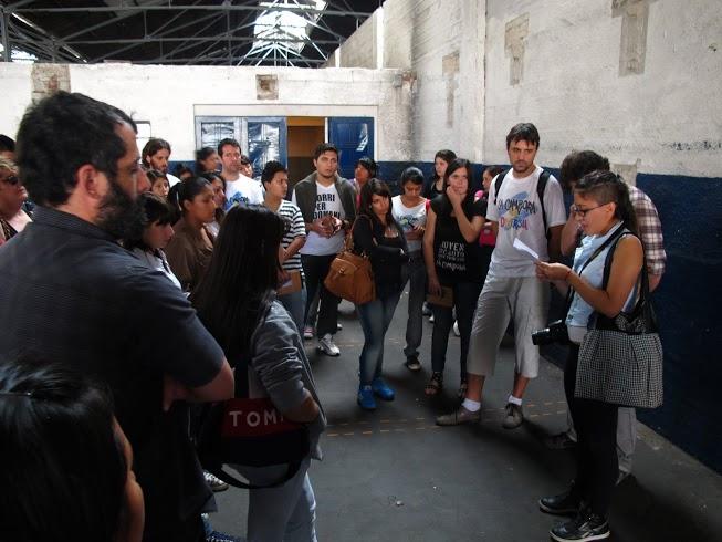 """Jornada en el ex centro clandestino de detención """"El Olimpo"""""""