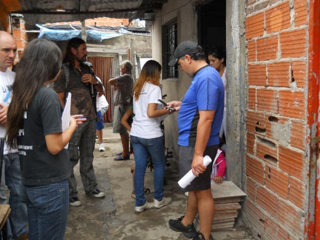 Abordaje territorial y asesoramiento integral en San Justo, La Matanza