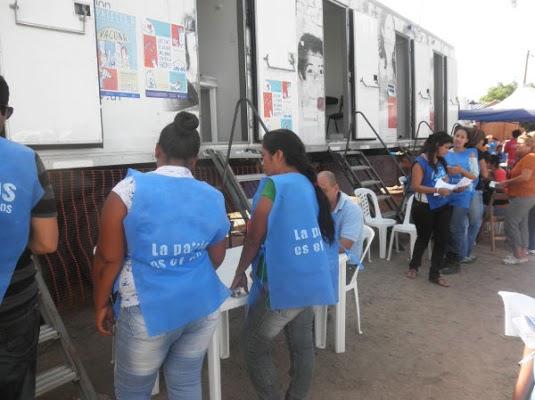 Chaco - Resistencia y Juan Jose Castelli