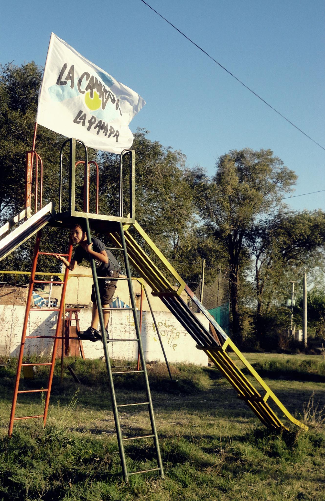 Secundarios de La Pampa por la consolidación de la Patria