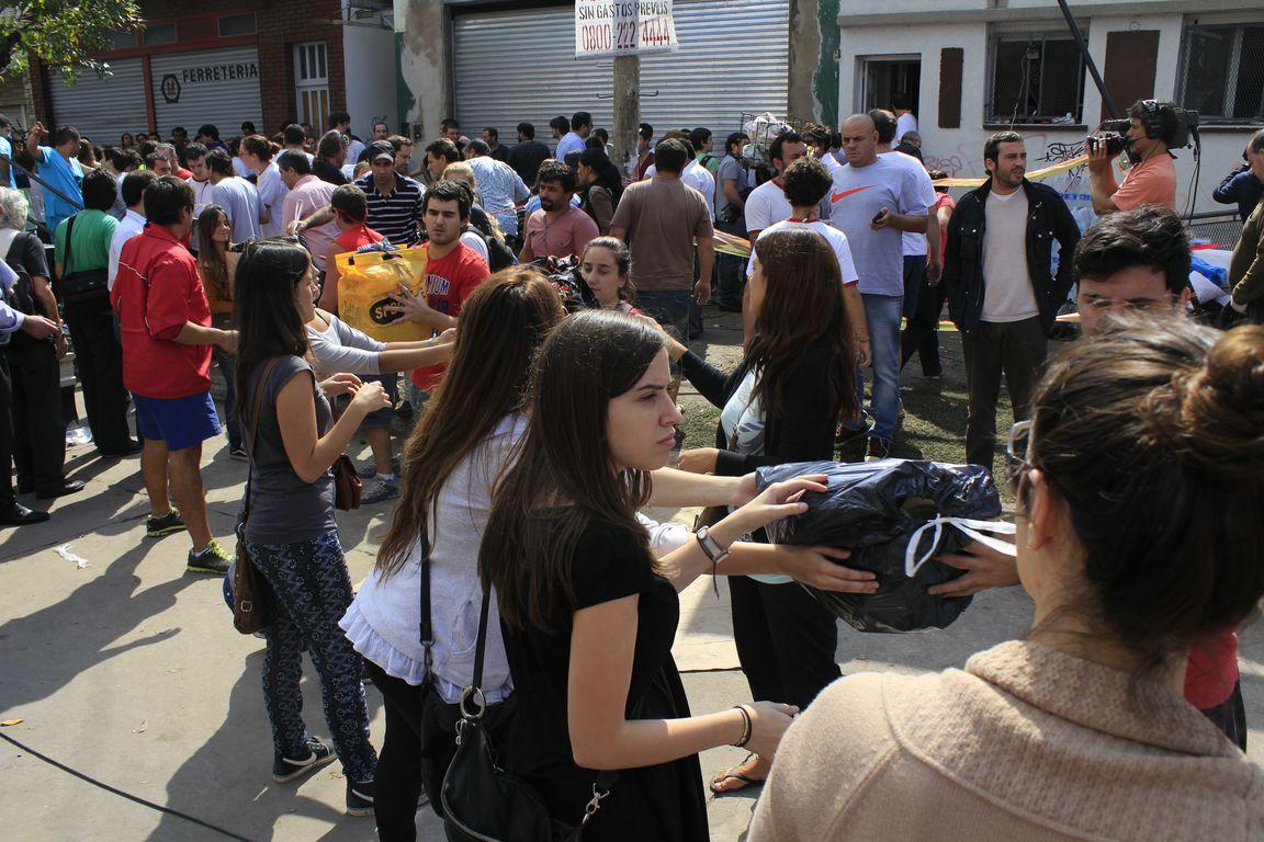 Jornadas Solidarias - La Plata