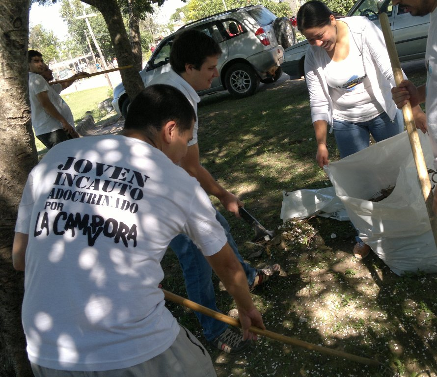 Continúa la solidaridad en los barrios de la Patria Profunda