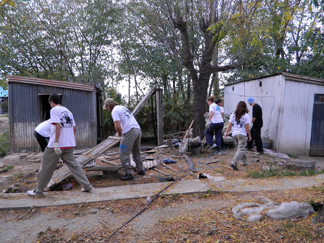 Reconstrucción de casillas en Vías de Ferrocarril en Capitán Sarmiento