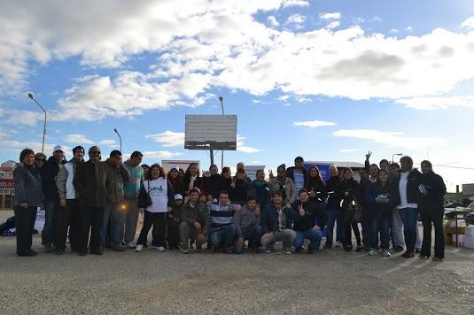 Santa Cruz - Rio Gallegos