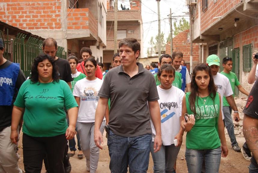 """Jornada Solidaria """"La Patria es el Otro"""" en Villa Soldati"""