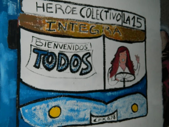 Festival por la integración en la Comuna 15