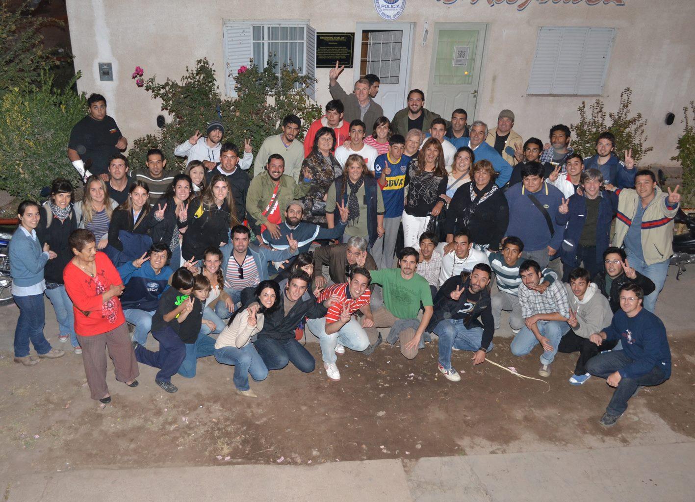La Pampa: Genaro Goycochea presidente de la comisión vecinal de Colonia Escalante
