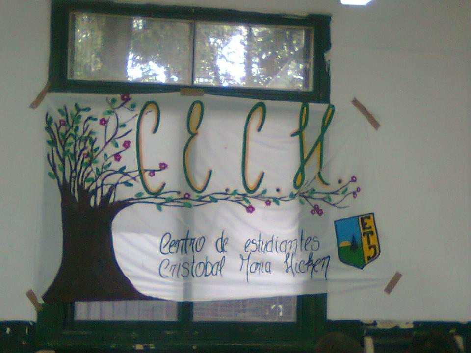 Militantes de La Cámpora son elegidos representantes del colegio Cristóbal Hicken