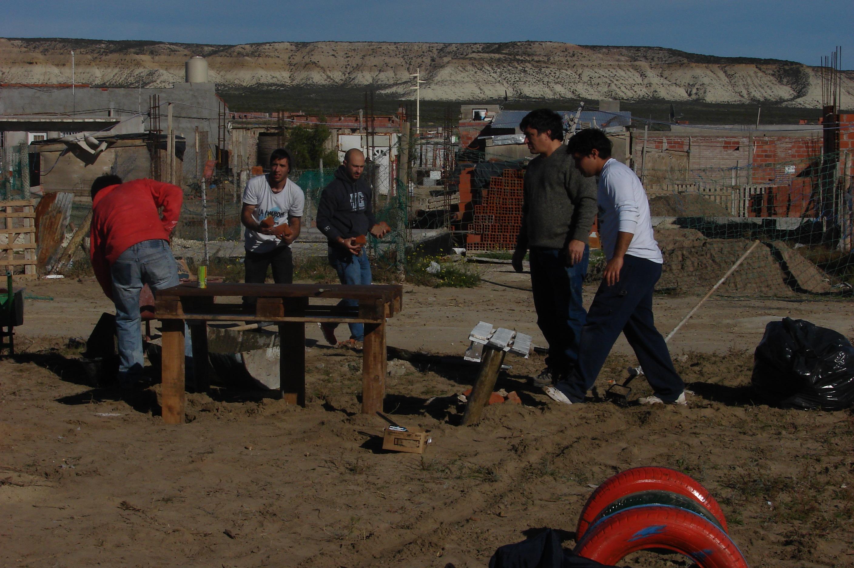 """Chubut: Más militancia y amor por """"el otro"""", en Puerto Madryn"""