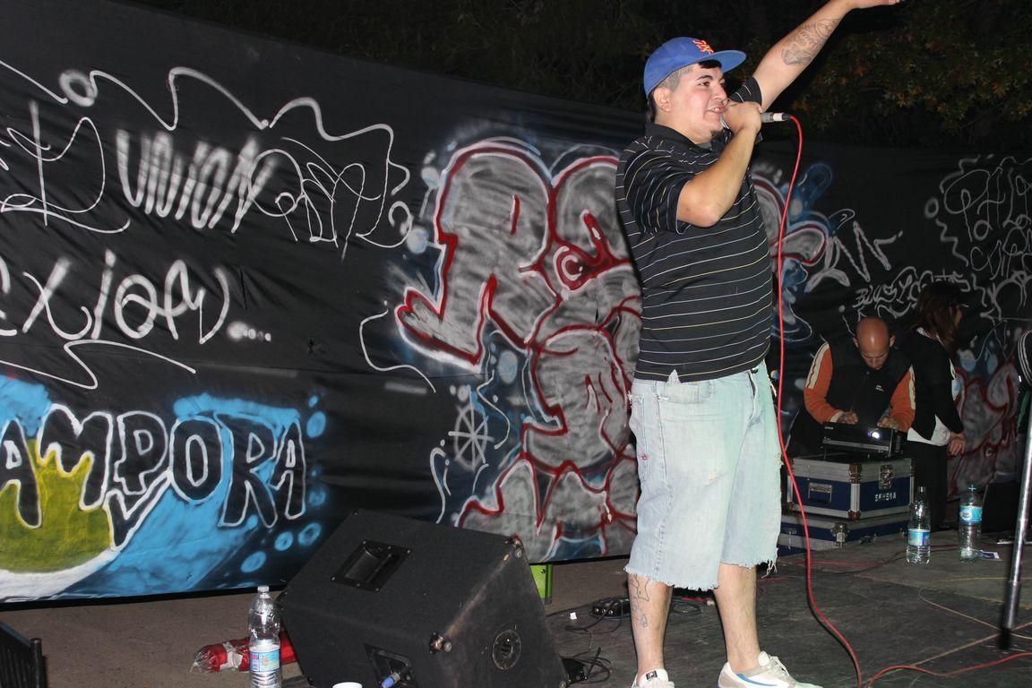Convención de hip hop