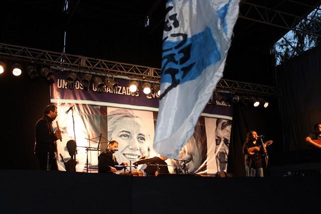 94 aniversario del nacimiento de Evita en Avellaneda