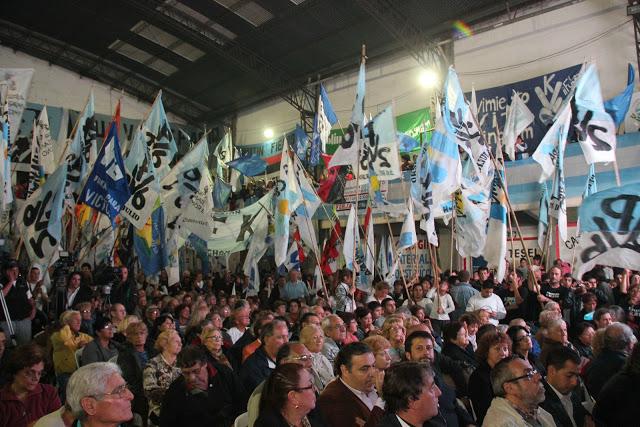 Unidos y Organizados en Hurlingham