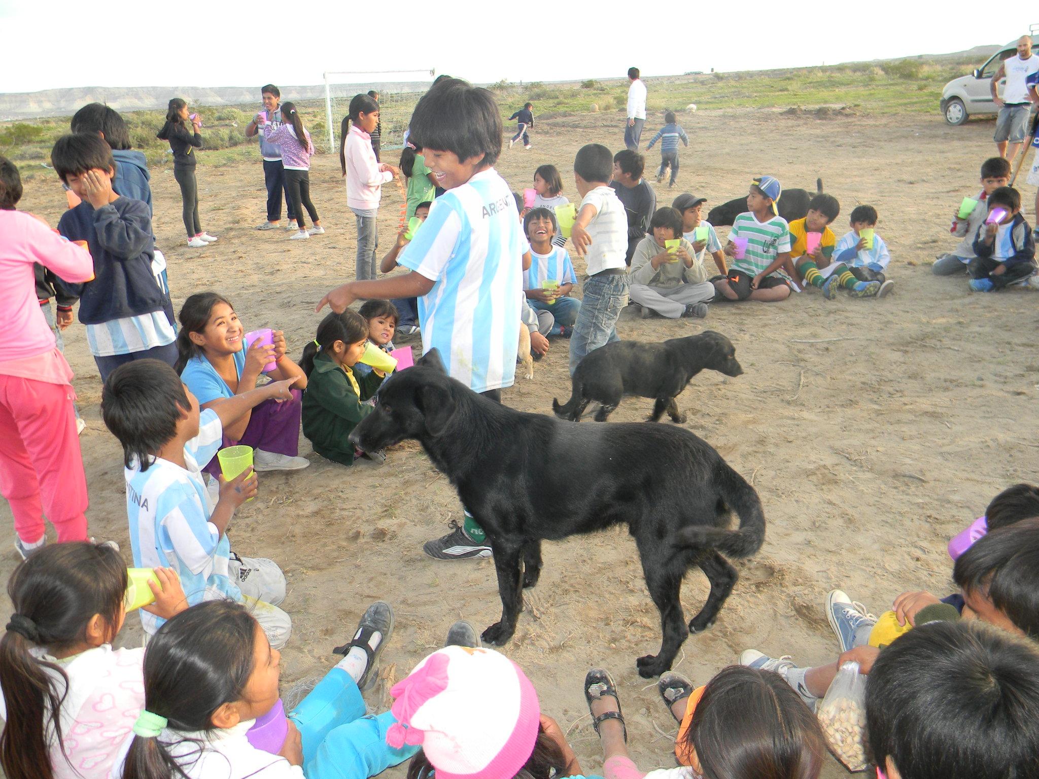 Chubut: militancia al palo en Puerto Madryn