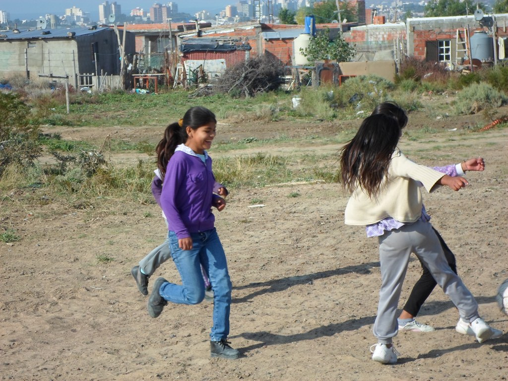 Chubut: militancia al palChubut: militancia al palo en Puerto Madryn