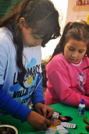 Festival por el Día del Ambiente en la Comuna 4