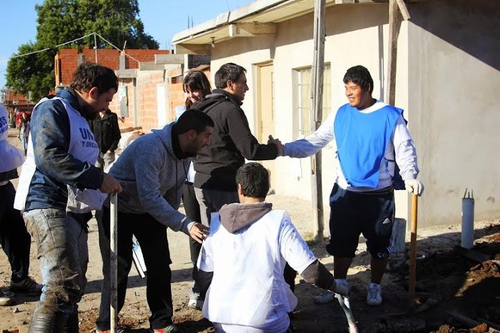 Jornada Solidaria en La Carbonilla