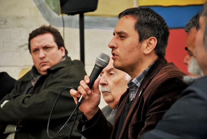 Charla abierta en Barracas: Con Historia y educación pública se construye el futuro
