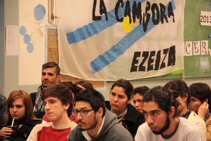 Derechos Humanos en Ezeiza