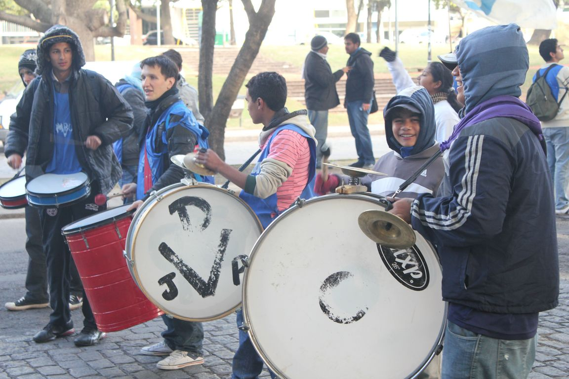 Dia de La Bandera con Cristina, en Rosario - Santa Fe